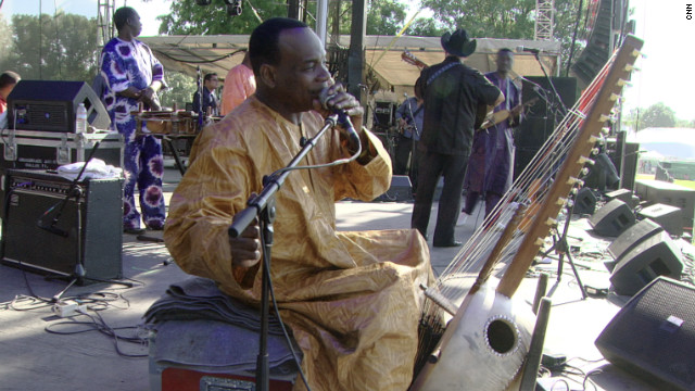 Diabate was 21 when he recorded his first album, &quot;Kaira,&quot; in 1986. His recording debut is regarded as the first ever solo kora album and remains a bestseller.