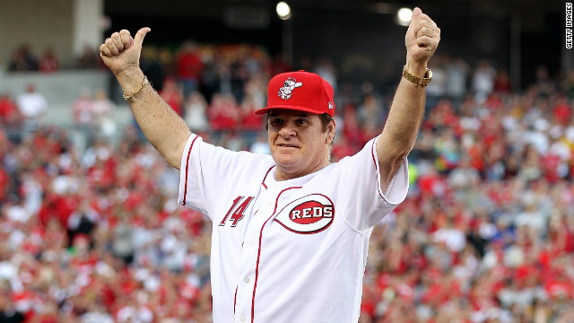 Pete Rose to star in TLC reality show