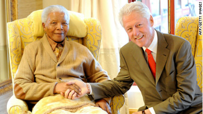 Brazile: Mandela's legacy will live on