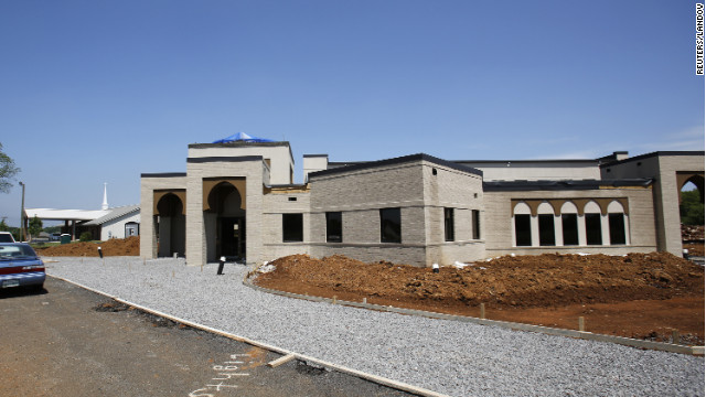 The Justice Department asked a federal court to clear the way for a Tennessee mosque to open in time for Ramadan.