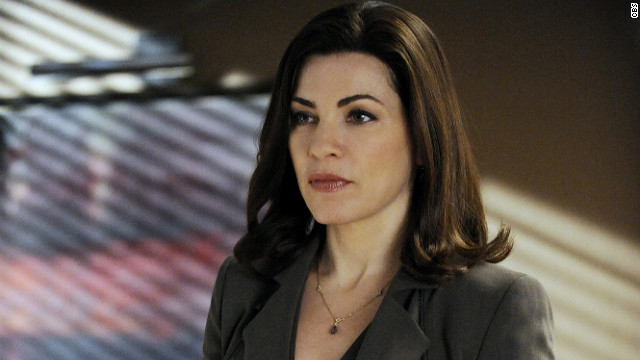 "Julianna Margulies, ""The Good Wife""<br/><br/>Kathy Bates, ""Harry's Law""<br/><br/>Glenn Close, ""Damages""<br/><br/>Claire Danes, ""Homeland""<br/><br/>Michelle Dockery, ""Downton Abbey""<br/><br/>Elisabeth Moss, ""Mad Men"""