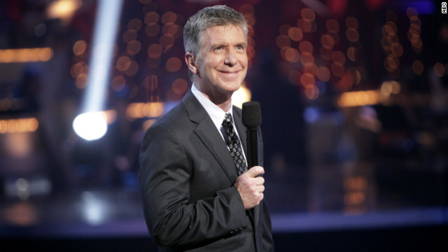 Host Tom Bergeron will be back with a new crop of celebs for