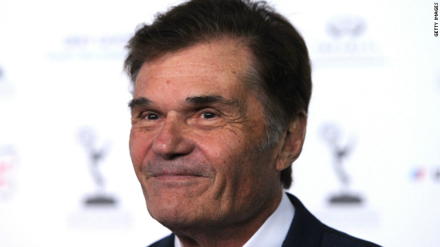 Fred Willard arrested for lewd conduct, released