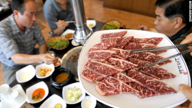 What's mine is yours: The bond of Korean barbecue