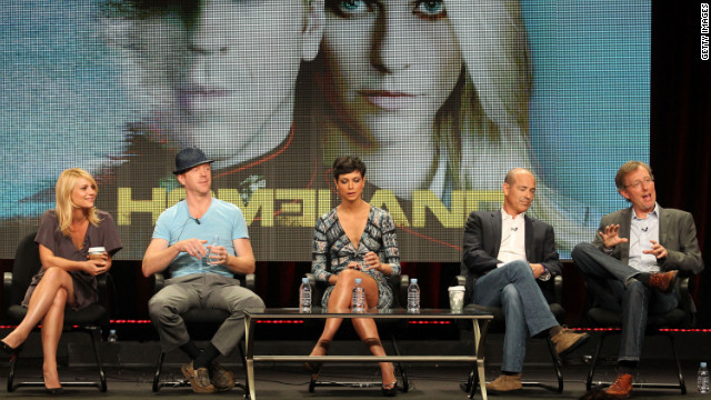 'Homeland' creators talk Emmy nods, '24' movie