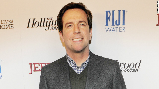 Ed Helms has beef with Chick-fil-A