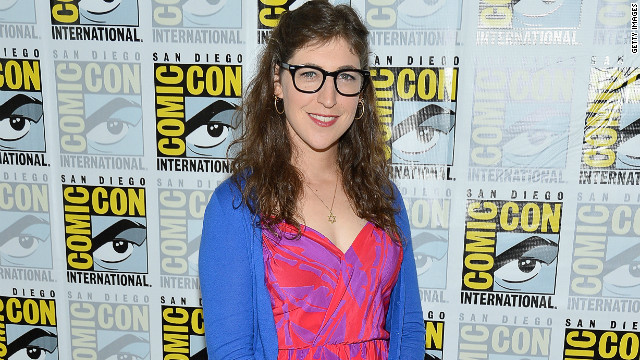 Emmy nominee Mayim Bialik on nerd role models and nerd romance