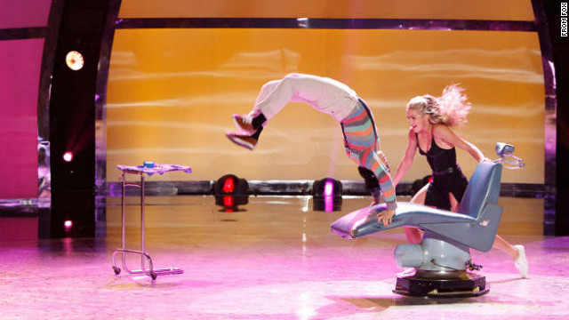 'SYTYCD' running on all cylinders