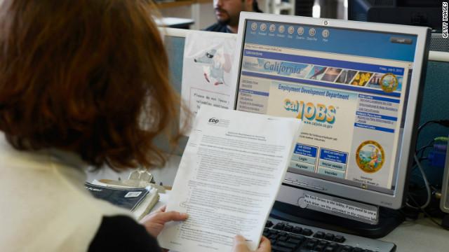 La tasa de desempleo en EE.UU. subió a 8,3% en julio