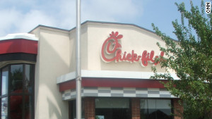 Chick-fil-A executive dies