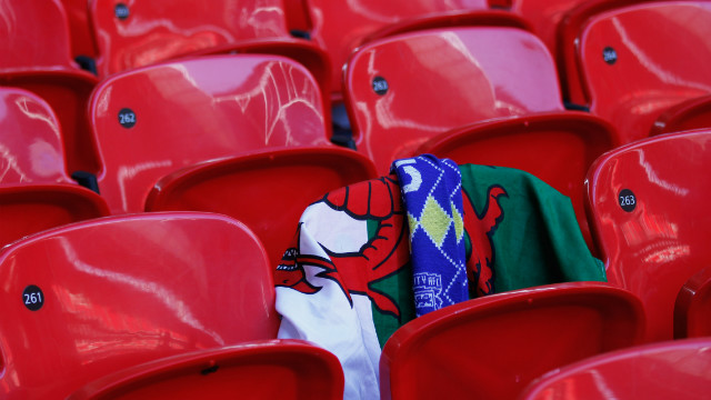 "Despite the team being known as ""the Bluebirds,"" Cardiff's players will now wear red shirts bearing a dragon on the club crest."