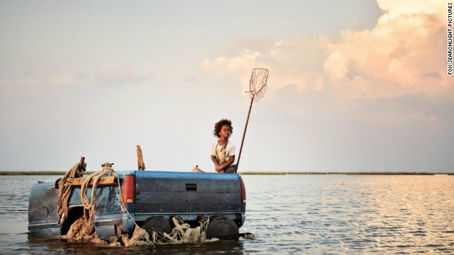 Like &quot;Life of Pi,&quot; &quot;Beasts of the Southern Wild&quot; is another magical-realist fable, this time on an indie budget. This imaginative, emotional debut film by Benh Zeitlin is a euphoric experience. Quvenzhan Wallis stars as 6-year-old Hushpuppy.