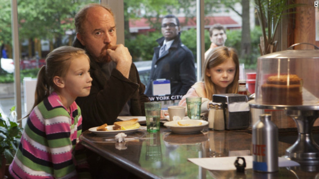 &#039;Louie&#039; pre-judges Parker Posey