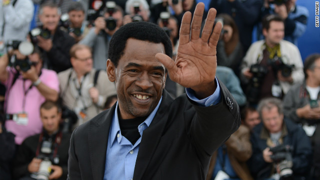 Dwight Henry appears at the Cannes Film Festival in May following his successful film debut in 