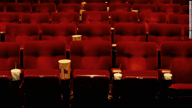 Some moviegoers will steer clear of the theater this weekend in the wake of the shooting at an Aurora, Colorado, movie theater.