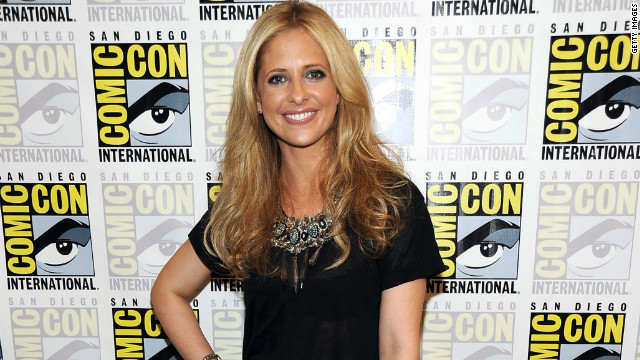 Baby arrives for Sarah Michelle Gellar, Freddie Prinze Jr.