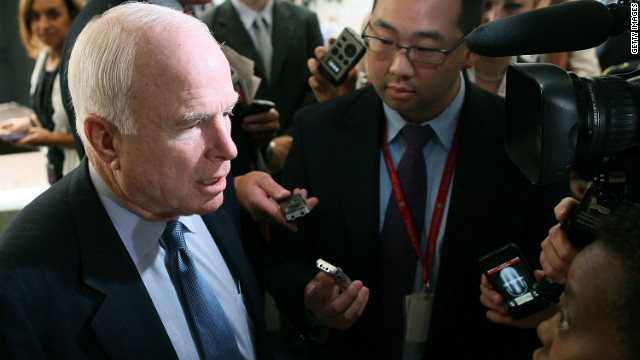 McCain to guest star on &#039;Parks and Rec&#039;
