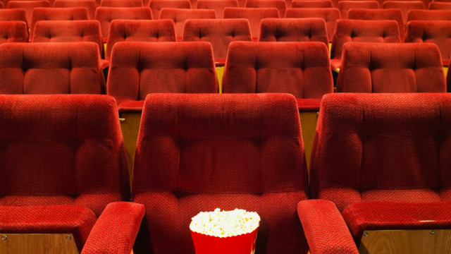 Over Thanksgiving weekend, movie theaters sold an estimated $295 million worth of tickets.