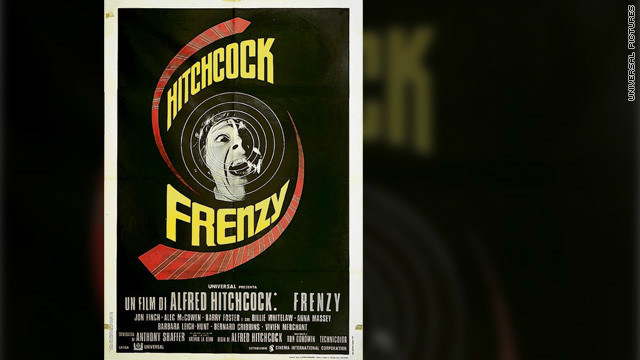 The Throwback: Hitchcock's 'Frenzy' at 40