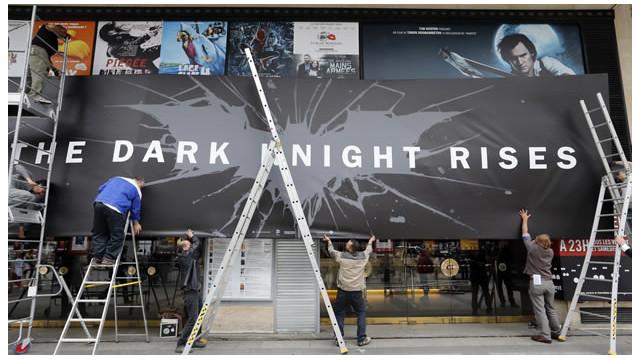 Warner Brothers y otros estudios no difundirán cifras de taquilla este domingo