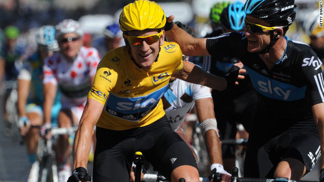 Tour de France 2012: The best photos