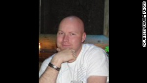 Jesse Childress, 29, an Air Force re