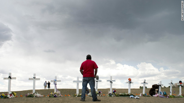 My Take: CNN readers&#039; 7 answers to &#039;Where was God in Aurora?&#039;