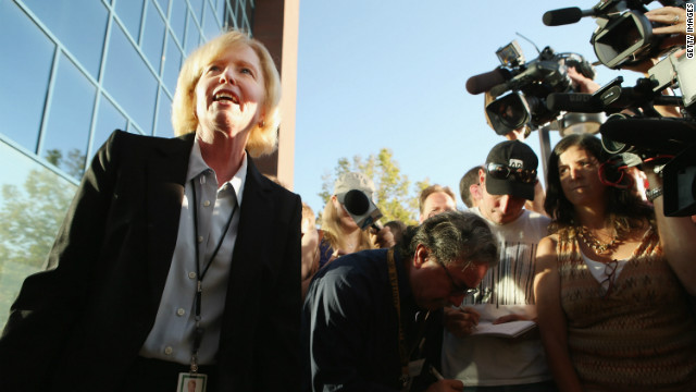 Arapahoe County District Attorney Carol Chambers has a reputation for being tough and unyielding to public opinion.
