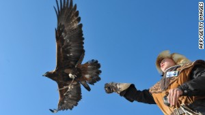 Kazakhstan's eagle hunters soar