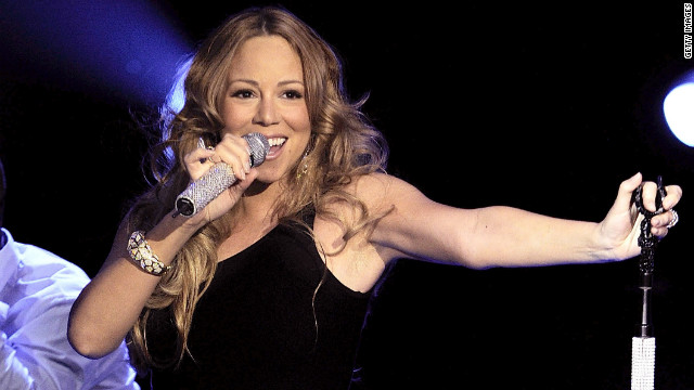 Mariah Carey sings track for 'Oz the Great and Powerful'