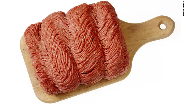 29,339 pounds of ground beef recalled on salmonella fears