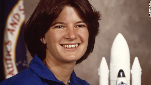 Share your tributes to Sally Ride