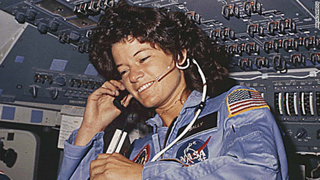 <a href='http://www.cnn.com/2012/07/23/us/sally-ride-dead/index.html' target='_blank'>Sally Ride</a>, the first American woman to fly in space, died after a 17-month battle with pancreatic cancer on July 23. She was 61.