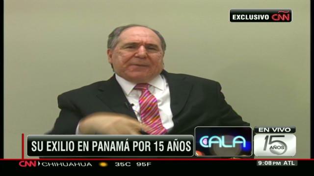 Abdal Bucaram Se Dice El Lder De La Patria Y Postular Como Presidente Ecuador