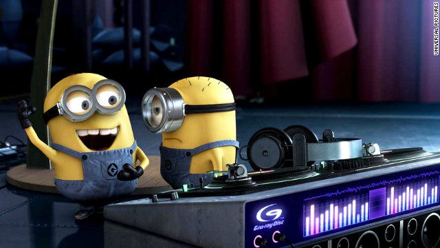 'Despicable Me' minions to get film spinoff