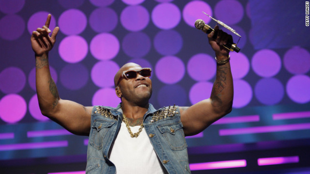 Rapper Flo Rida wants to make you sweat