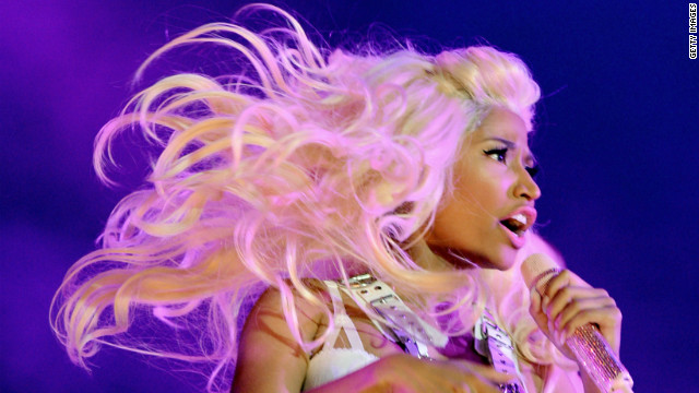 With her expansive raps, colorful wigs and alter egos, Nicki Minaj has attracted a great deal of attention -- which is, of course, the point.
