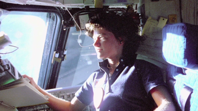 Astronaut Sally Ride Dies of Pancreatic Cancer Astronaut Sally Ride Dies of Pancreatic Cancer new images