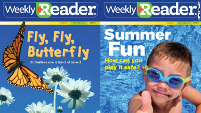 The last Weekly Reader?