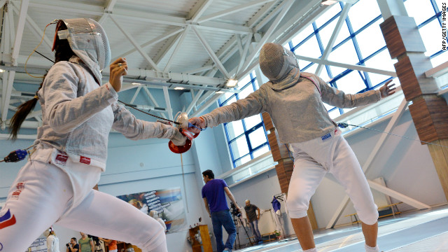 Before there was fencing, there was the French martial art La Canne. The sport first appeared at the 1924 Paris Olympics and much like the name suggests, involved wooden canes.