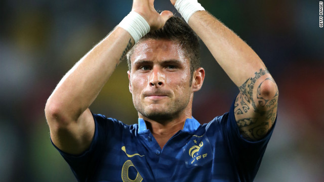 Montpellier to Arsenal<br/><br/>With the eyes of the English Premier League's fans firmly set on the Robin Van Persie transfer saga, many have neglected the man coming in to replace him -- $18.5 million France international Olivier Giroud. For all the money PSG spent last season, it was Giroud and his 21 goals which spurred underdogs Montpellier to a first Ligue 1 title.