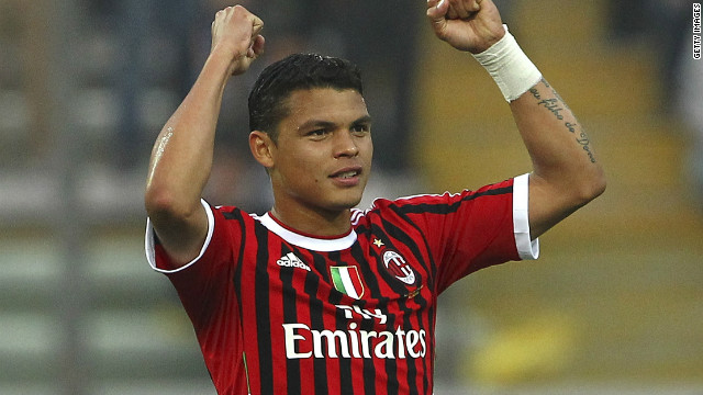 AC Milan to Paris Saint-Germain&lt;br/&gt;&lt;br/&gt;At $50.75 million, Thiago Silva is the world's most expensive defender in terms of upfront transfer fees -- though the largest including add-ons remains Rio Ferdinand's move from Leeds to Manchester United, which eventually rose to $150,000 more than the Brazilian's total). The 27-year-old spent three years in Italy with AC Milan and is an established international.