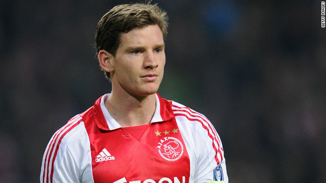 <strong>Ajax to Tottenham Hotspur</strong><br/><br/>Belgium international Jan Vertonghen is already being touted by Tottenham fans as the long-term replacement for injury-plagued former captain Ledley King in the center of defense. His protracted $11.5 million transfer could prove key to the fortunes of new Spurs boss Andre-Villas Boas.