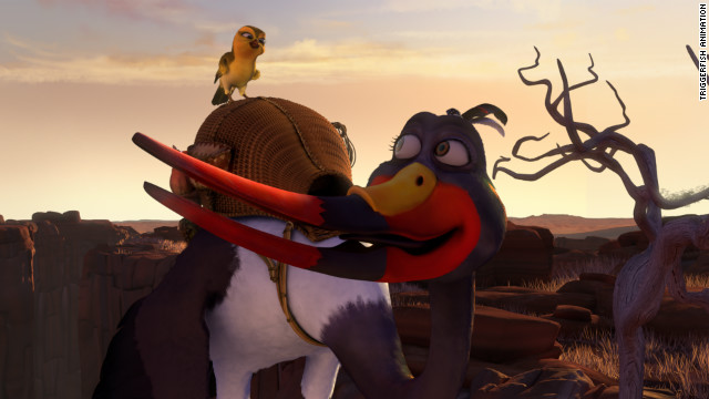 &quot;Zambezia&quot; is a new South African 3D animation feature film featuring a voice cast of high-profile actors, including Samuel L. Jackson and Abigail Breslin.