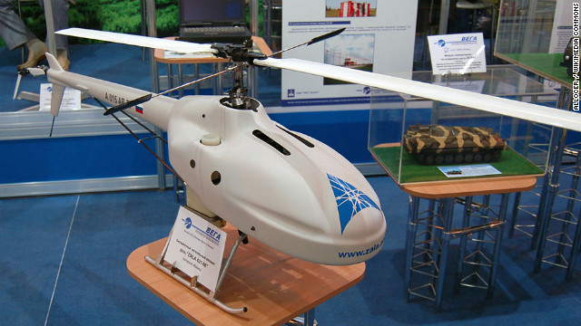 Drone model Zala-421-06 and many others are featured in Russia's 70-strong and growing drone fleet.