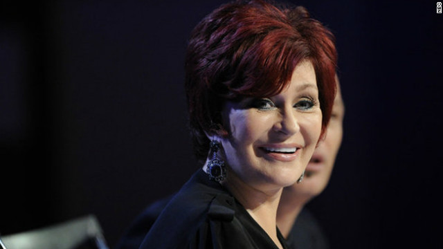 Sharon Osbourne opens up on double mastectomy