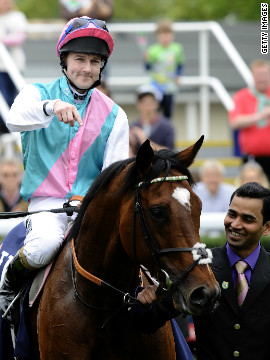 "@frankel_horse: ""Thanks for all ur kind messages...hopefully the news I may run an extra race has put a smile on your faces."""