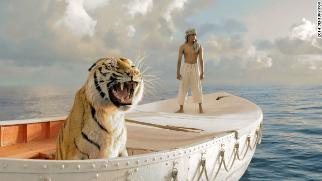 'Life of Pi' trailer: What's the verdict?