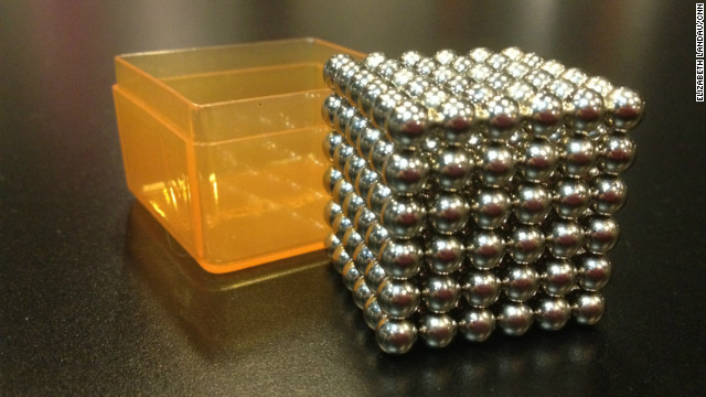 Magnetic Buckyballs toys discontinued