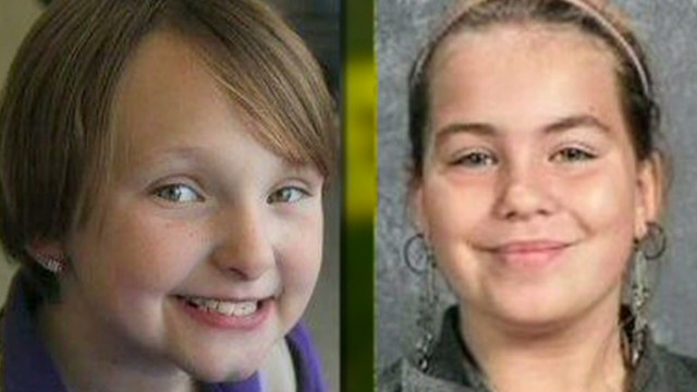 Authorities have identified the bodies of Elizabeth Collins, 8, and her cousin, Lyric Cook, 10, who'd been missing since July.